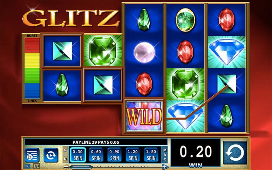 Glitz slot review
