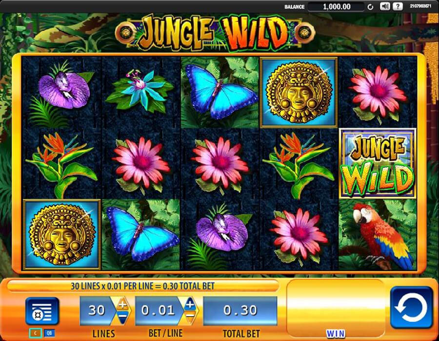 Jungle Wild slot review