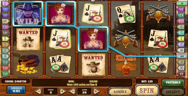 Gunslinger slot Play'n Go