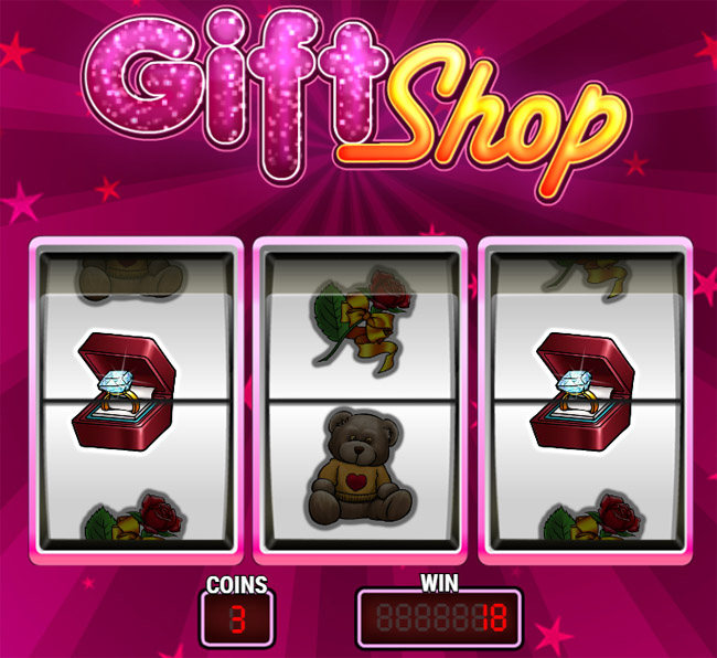 Gift Shop slot Play'n GO