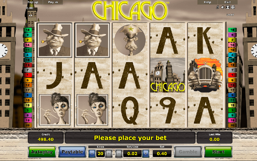 chicago slot review