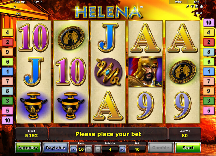 Helena slot review