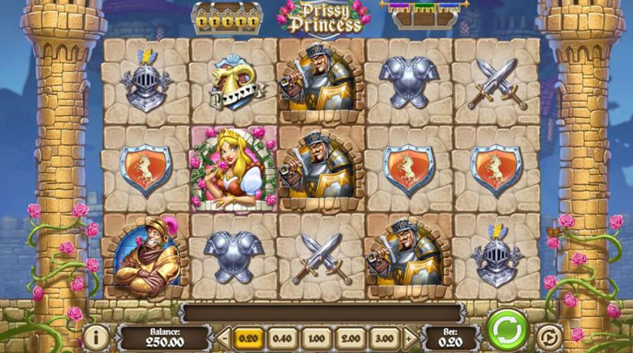 Prissy Princess slot review