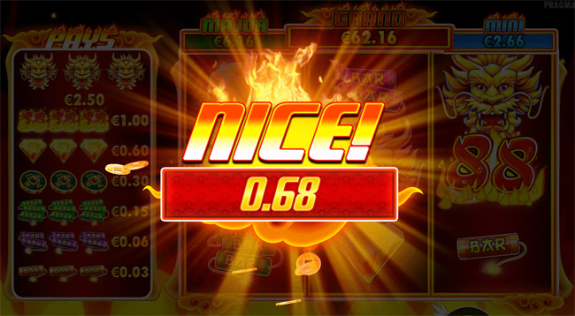 Fire 88 slot by Pragmatic Play