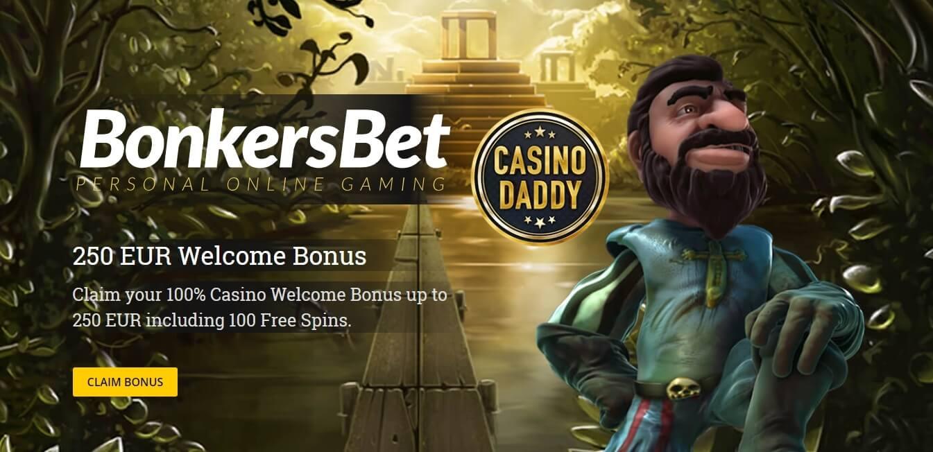 bonkersbet casino bonus