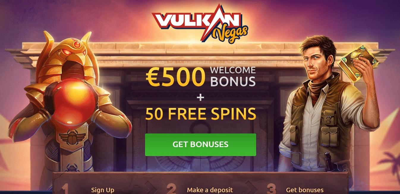 vulkanvegas casino bonus