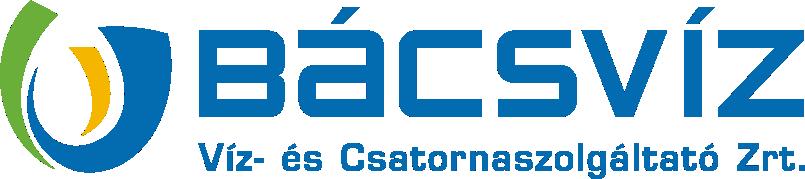 bácsvíz logo