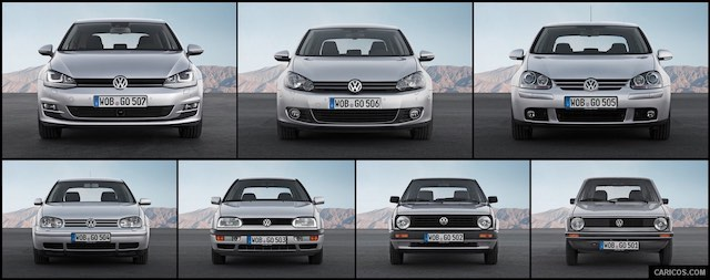 vw evolution