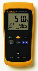 Fluke 51-2 lämpömittari