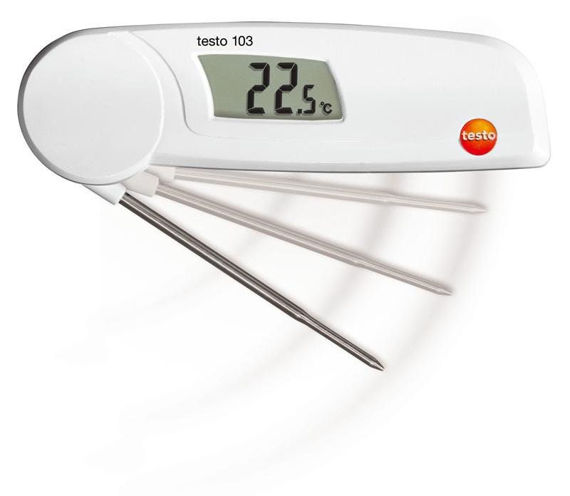 Testo 103 Lämpömittari