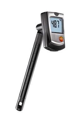 Testo 605-H1 Kosteus-/lämpötilamittari