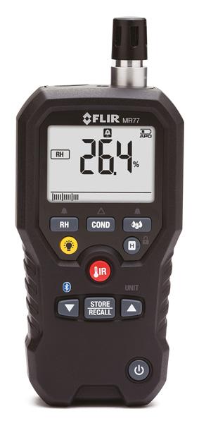 FLIR MR77 Kosteus-/lämpötilamittari
