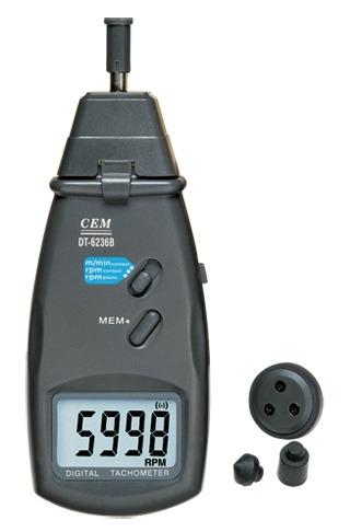 CEM DT-6236B Kierroslukumittari