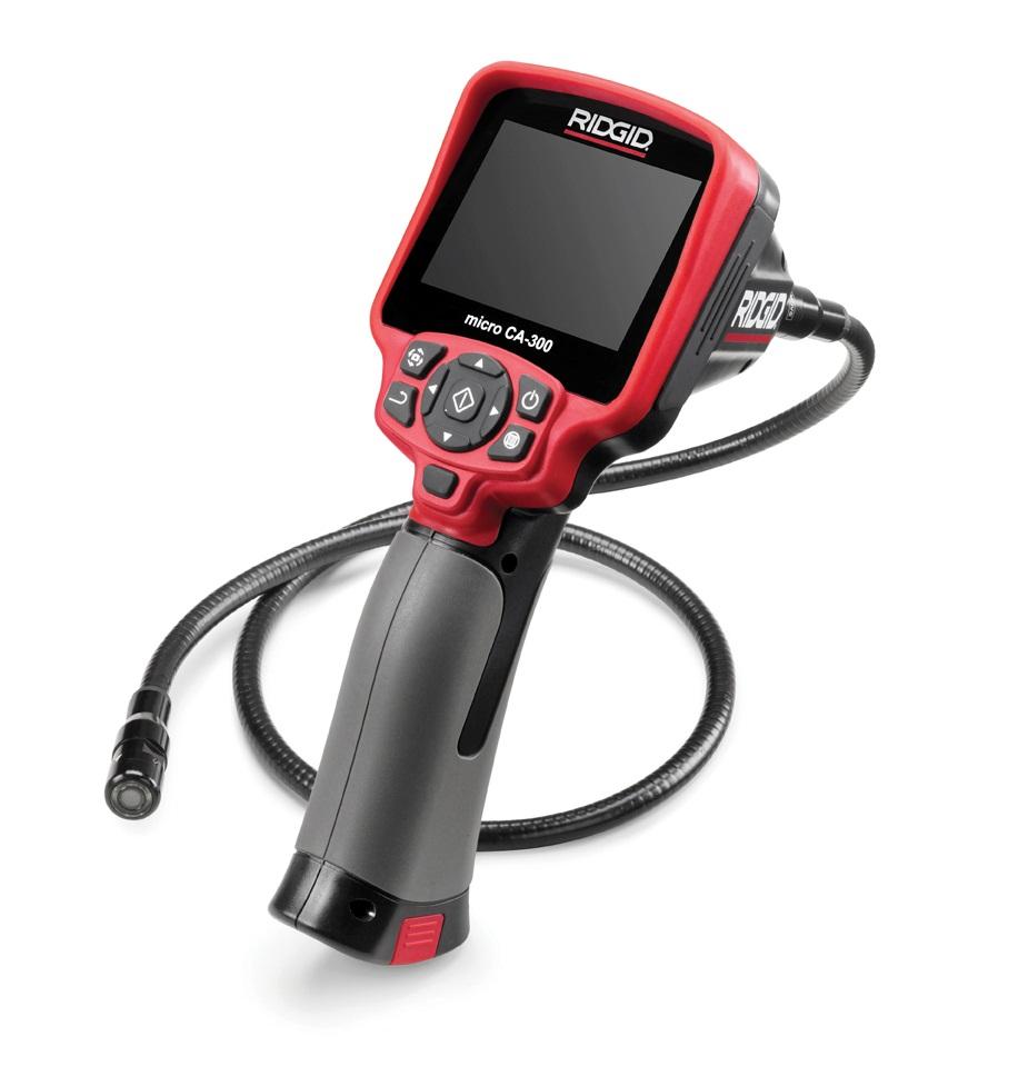 RIDGID micro CA-300 Tarkastuskamera