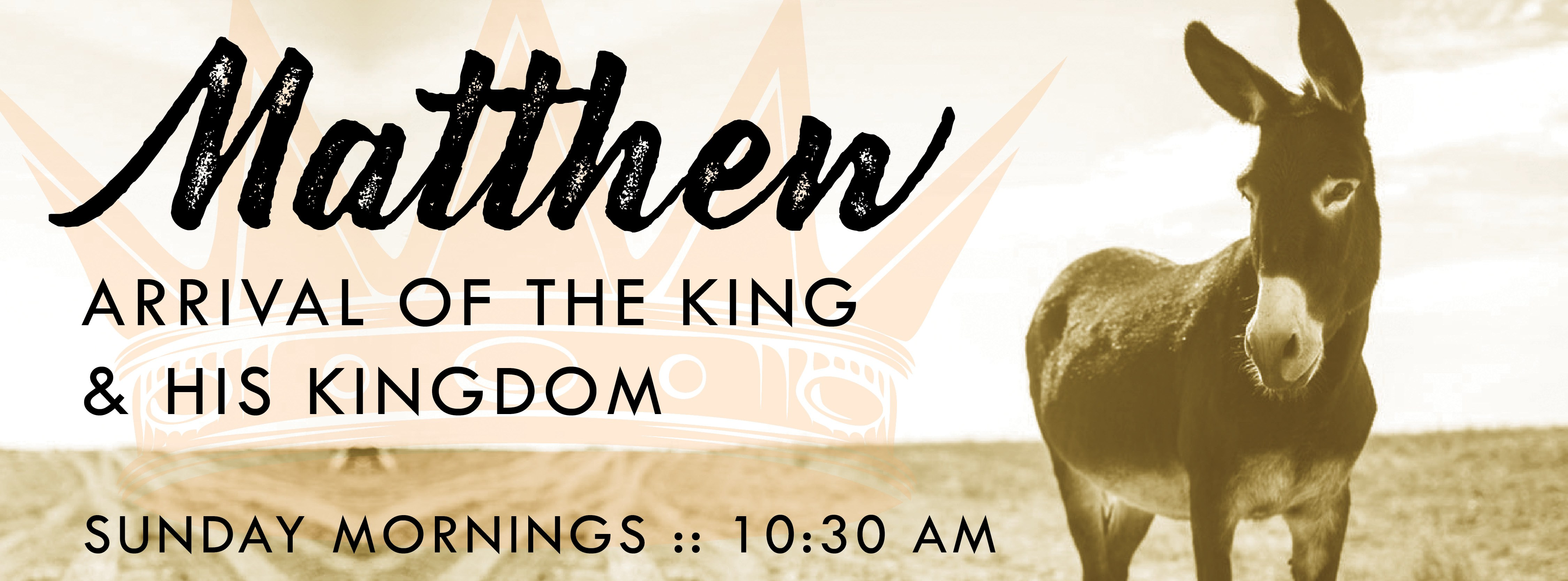 The Kingdom Messiah Sends Kingdom Shepherds