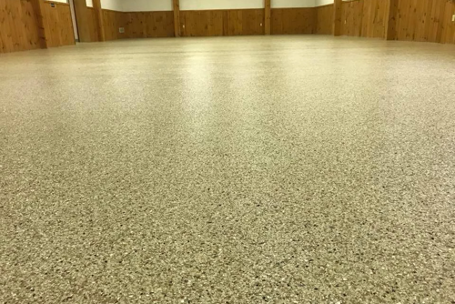 commercial floor coating project 2