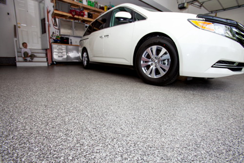 garage floor coating project 4