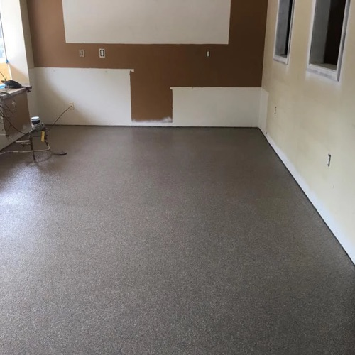 floor coating for a home in dayton ohio