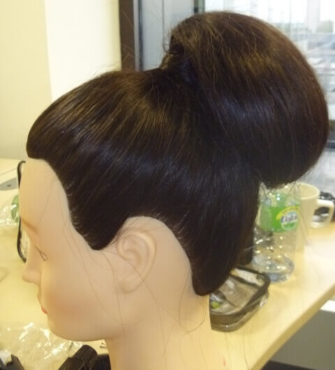 Hair style image from ICON Hair Training Course