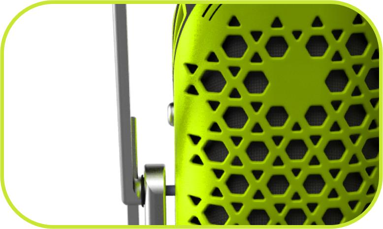 unistrol elastic ergonomic sturcture
