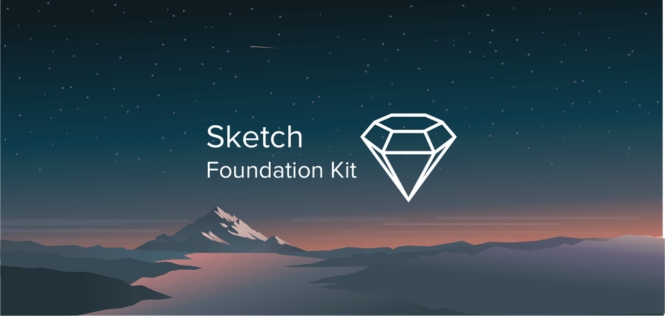 Sketch Foundation UI Kit