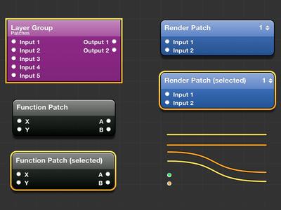 Quartz Composer Sketch UI Kit
