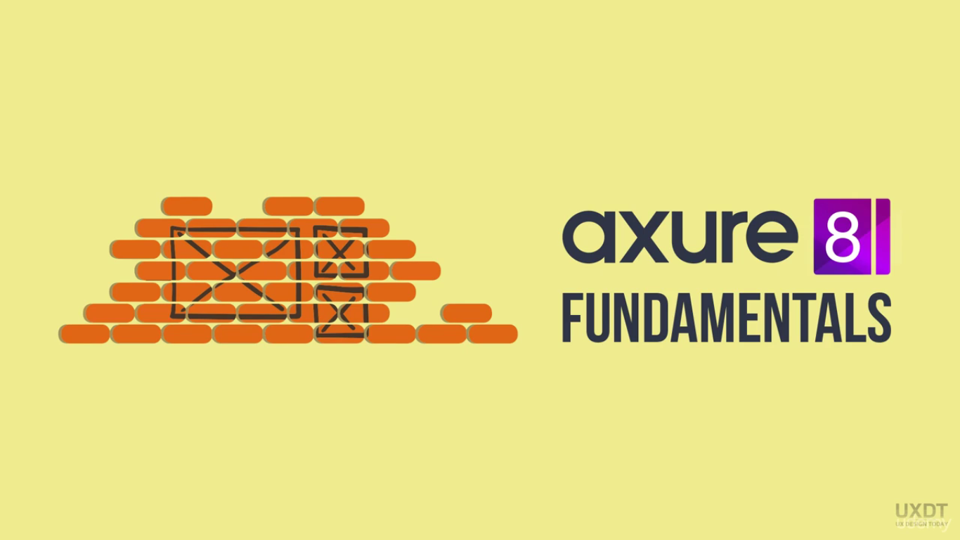 Learning Axure Rp 8 Ux Design Fundamentals Training Course Ux Ui Land