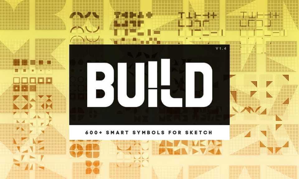 Build with Sketch v1.4 UI Kit