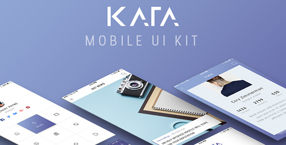 Kata UI KIT for Sketch