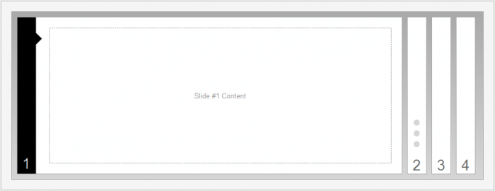 Axure SlideDeck jQuery Slideshow