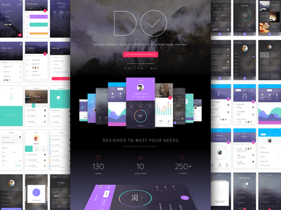 Do UI Kit for Photoshop