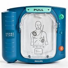 Philips Healthcare Heartstart Onsite HS1 Defibrillator