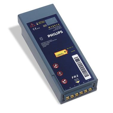 Philips Heartstart Defibrillator FR2 & FR2+ Battery