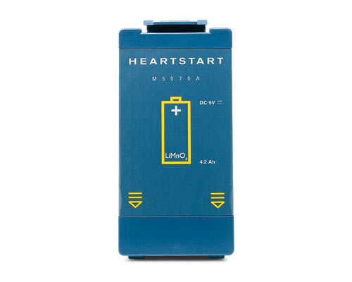 Philips Heartstart FRx & HS1 Defibrillator Battery