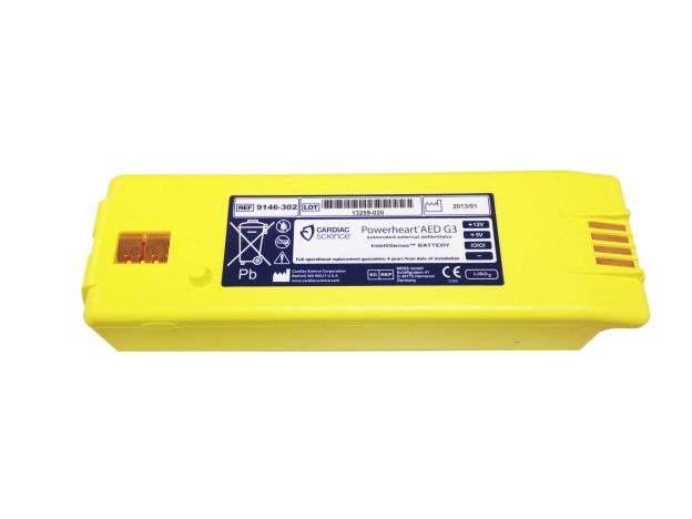 Powerheart G3 Defibrillator Battery (4 Year Warranty)