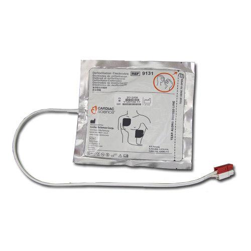 Powerheart G3 Adult Defibrillator Pads