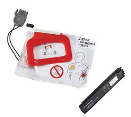 CR Plus Defibrillator Pads & Charge Stick Combi(1 set of Pads)
