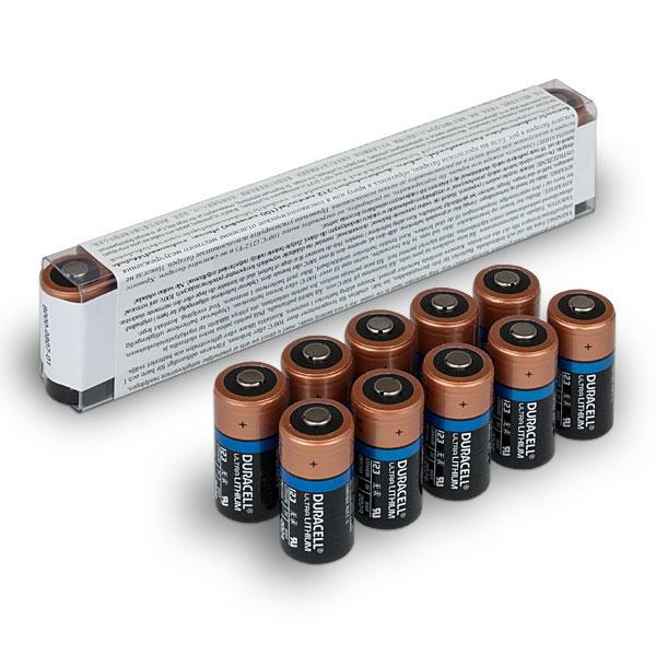 Zoll AED Plus Defibrillator Battery Set