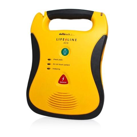Defibtech Lifeline Semi Automatic Defibrillator