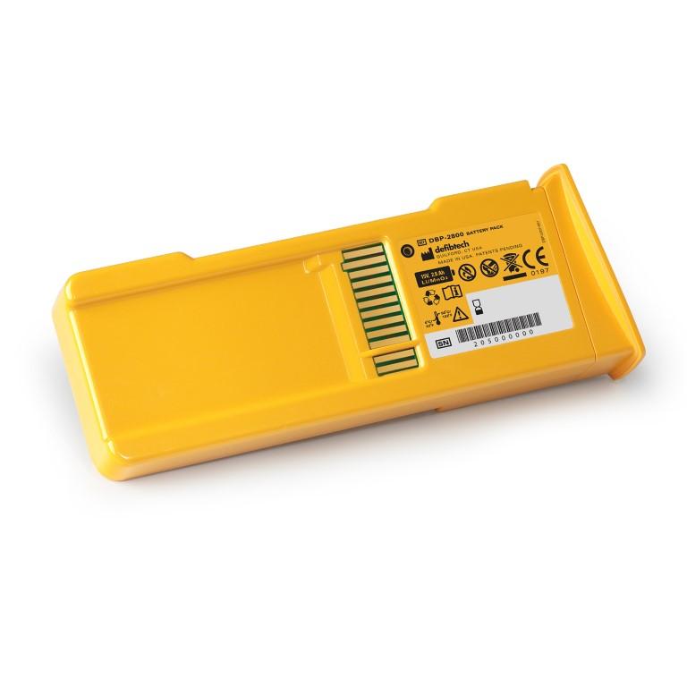 DefibtechLifeline Defibrillator 7 Year Battery