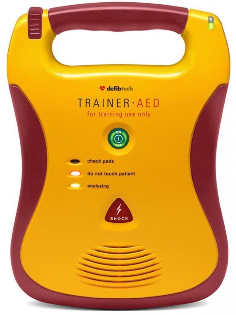 Defibtech Lifeline Defibrillator Trainer