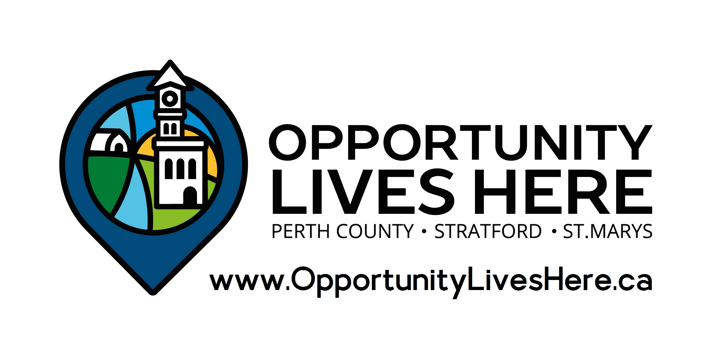 opportunity lives here logo