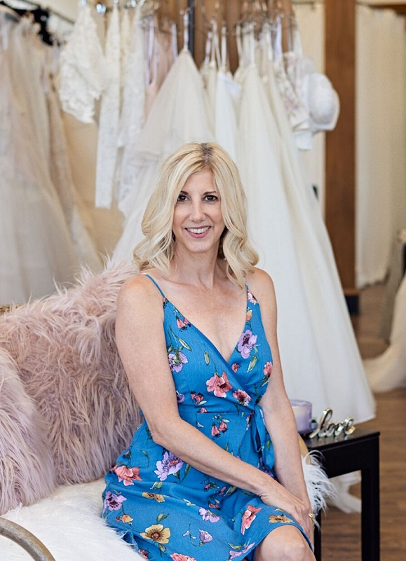 cebf1fcb87f Heidi Janson is the founder and inspiration behind Tulle Bridal   Brides  Across America (BAA)