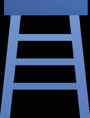 Illustration of a stool.