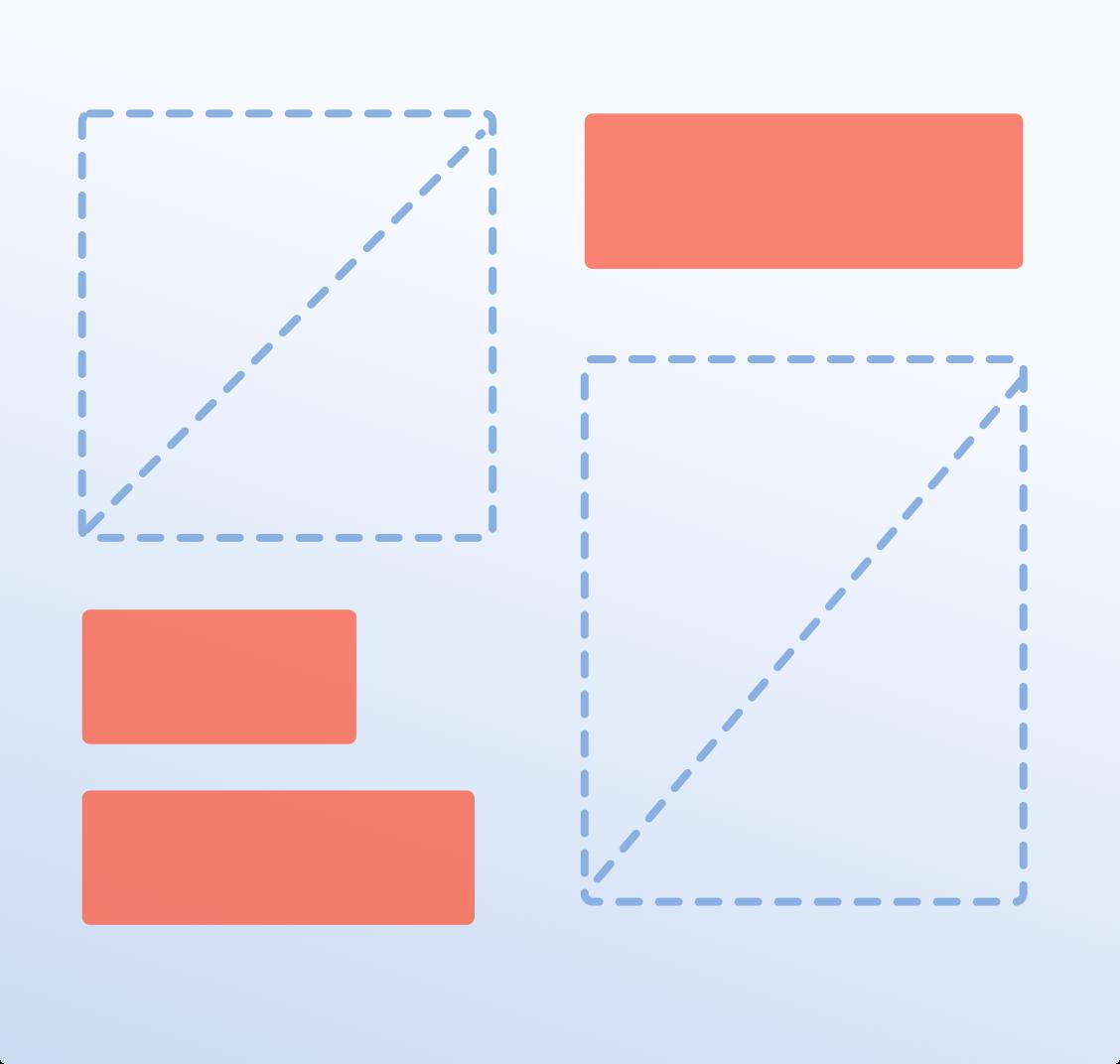 Illustration of a UI screen