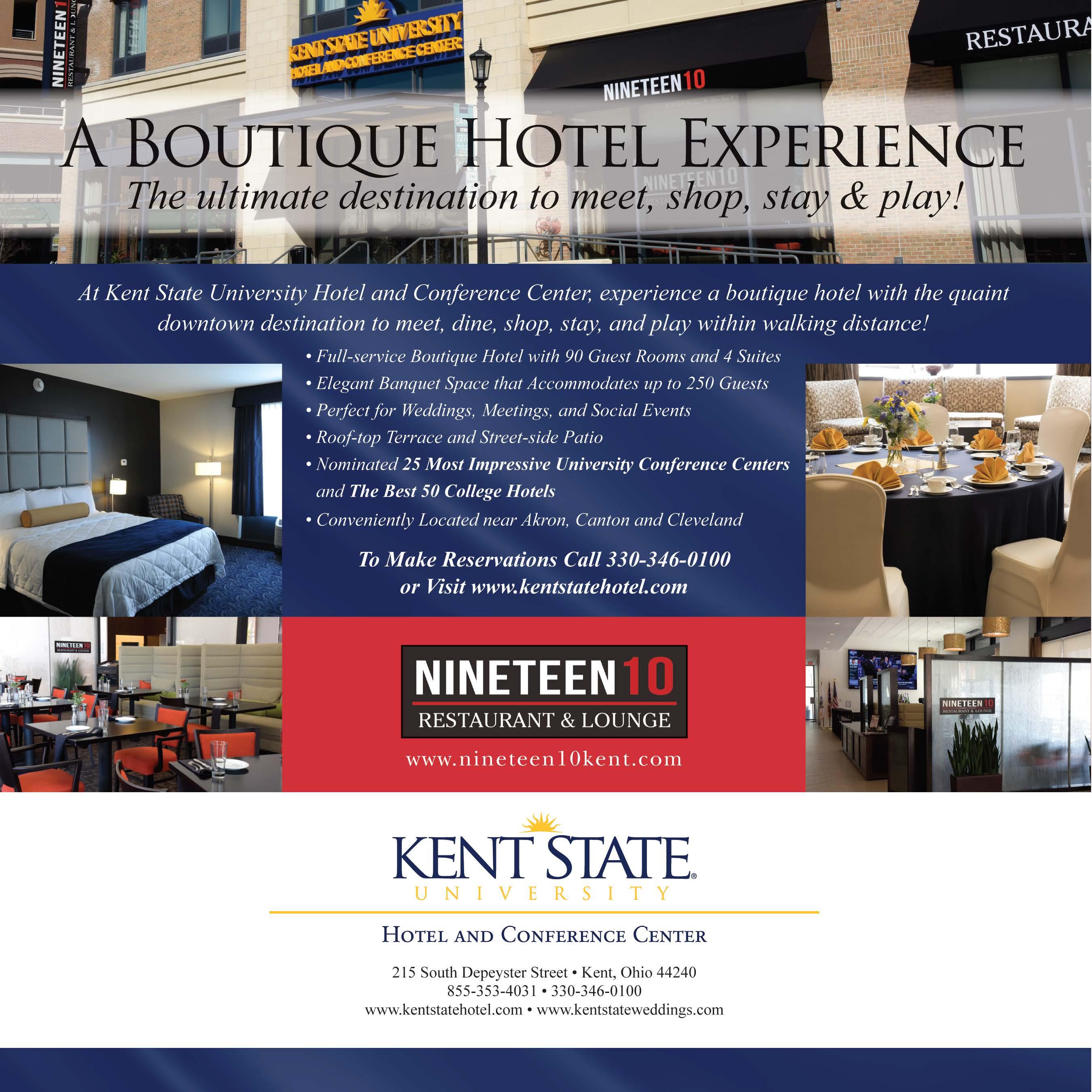 Aroundkent Website Brochure Design Kent Akron Ohio