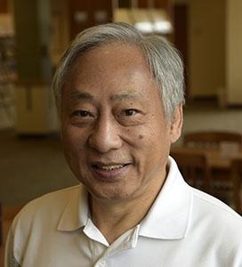 Paul Wang author photo for Computational Thinking series written for aroundKent Magazine.
