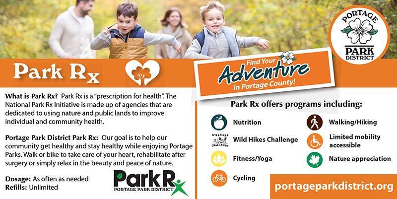 Portage Park District Adventures.