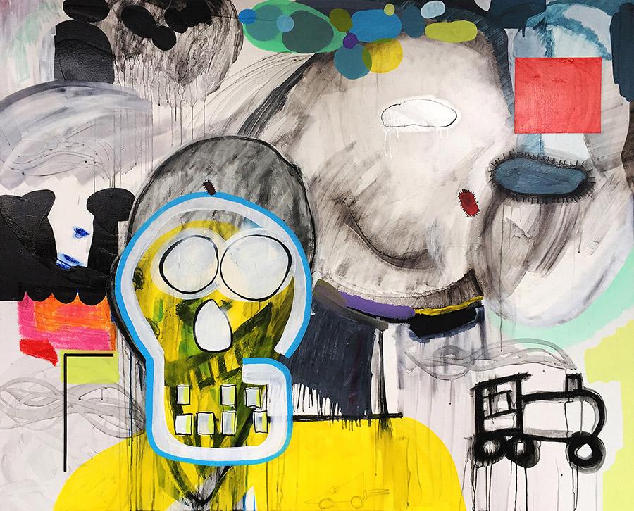 Eric Rippert showcased in aroundKent Magazine's Visual Art Showcase by Mark Keffer