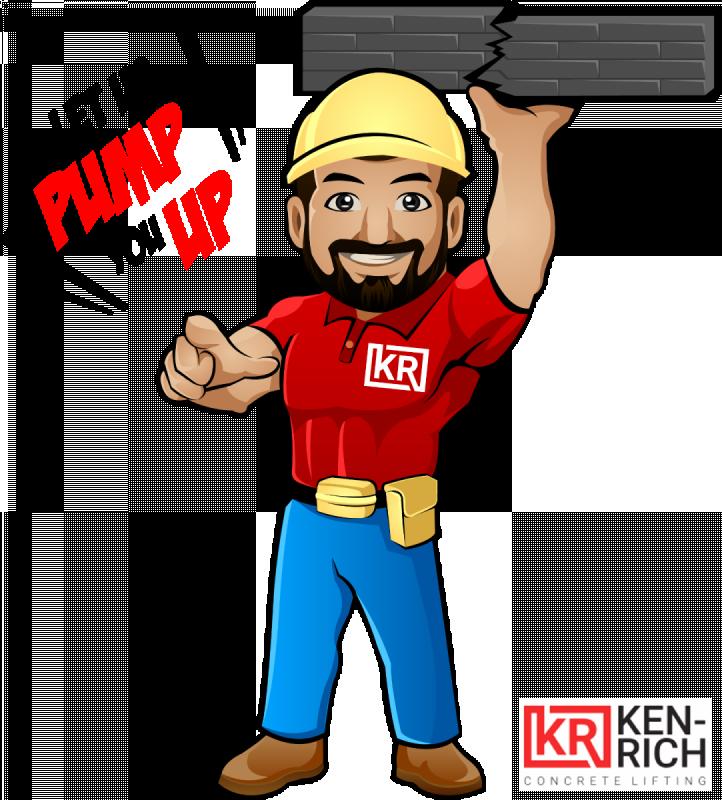 Ken Rich Mascot